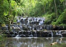 Cachoeira em Tailândia. Imagem de Stock