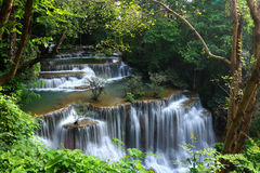 Cachoeira em Tailândia Fotos de Stock