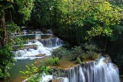Cachoeira em Tailândia Imagens de Stock