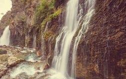Cachoeira em Turquia Fotos de Stock Royalty Free