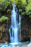 Cachoeira em Turquia, horas de verão foto de stock royalty free