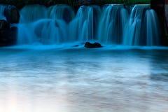 Cachoeira enevoada Foto de Stock Royalty Free