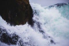 Cachoeira enorme Imagem de Stock Royalty Free
