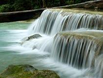 Cachoeira-Erawan Imagem de Stock