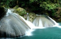Cachoeira-Erawan Imagem de Stock Royalty Free