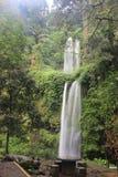Cachoeira escondida Fotografia de Stock