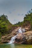 Cachoeira 3 estratificado Fotos de Stock Royalty Free