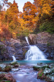 Cachoeira fantástica Fotografia de Stock Royalty Free