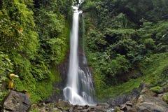 Cachoeira Git-git Fotografia de Stock