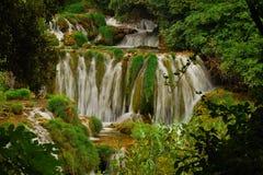 Cachoeira grande Foto de Stock Royalty Free