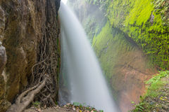 A cachoeira grande Foto de Stock