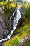 Cachoeira grande Imagens de Stock
