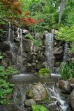 Cachoeira imaculada Fotografia de Stock