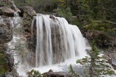 Cachoeira - imagem conservada em estoque Foto de Stock Royalty Free