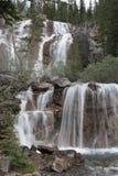 Cachoeira - imagem conservada em estoque Imagens de Stock