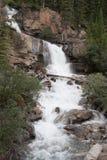 Cachoeira - imagem conservada em estoque Fotos de Stock