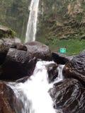 Cachoeira indonésia Fotos de Stock
