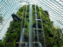 A cachoeira interna foto de stock royalty free