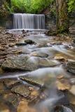 Cachoeira isolado de Ohio Imagem de Stock