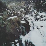 Cachoeira Karlovo foto de stock