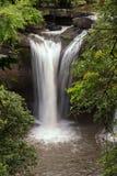 Cachoeira luxúria bonita Foto de Stock Royalty Free