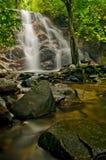 Cachoeira malaia Foto de Stock