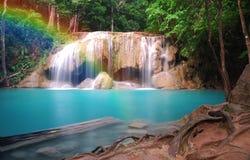 Cachoeira maravilhosa Fotografia de Stock