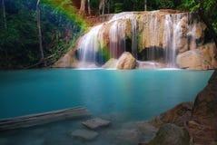 Cachoeira maravilhosa Imagens de Stock Royalty Free