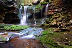 Cachoeira mágica de Elakala Foto de Stock Royalty Free