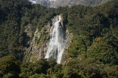 Cachoeira Milford Sound de Bowen fotos de stock
