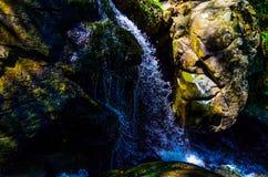 Cachoeira, montanha Vitosha, país Bulgária Imagens de Stock Royalty Free