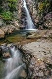 Cachoeira Moss Glen Imagens de Stock