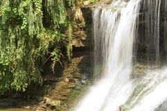 Cachoeira, movimento borrado Imagem de Stock Royalty Free