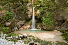 Cachoeira Mystical II imagens de stock royalty free