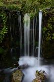 Cachoeira na Creta Foto de Stock Royalty Free