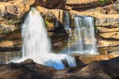 Cachoeira na icebergue da cuba de Phu Fotografia de Stock Royalty Free