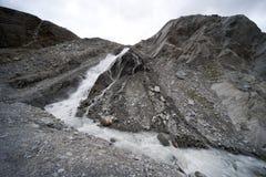 Cachoeira na montanha Fotografia de Stock Royalty Free