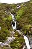 Cachoeira nas montanhas Fotos de Stock Royalty Free