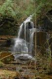 Cachoeira, NE Geórgia Foto de Stock Royalty Free