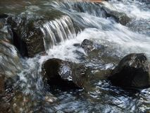 Cachoeira no banja de Vrnjacka Imagem de Stock Royalty Free