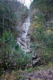 Cachoeira no desfiladeiro Guam Imagens de Stock Royalty Free