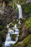 Cachoeira no desfiladeiro II de Waterhole Fotografia de Stock