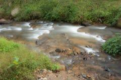 Cachoeira no inverno fotos de stock royalty free