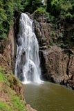 Cachoeira no parque nacional de Khao Yai Imagem de Stock
