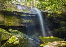 Cachoeira no phukadeng Fotografia de Stock Royalty Free