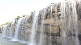 Cachoeira no recife foto de stock royalty free