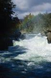 Cachoeira de Marimán Fotografia de Stock Royalty Free