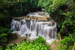 Cachoeira o Mae leitoso imagens de stock royalty free