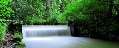Cachoeira panorâmico Fotografia de Stock Royalty Free