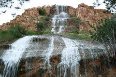 Cachoeira perto da porta do Quran Imagens de Stock
